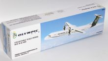 Bombardier Dash-8-Q400 Olympic Air Premier Models Collectors Model Scale 1:144 E
